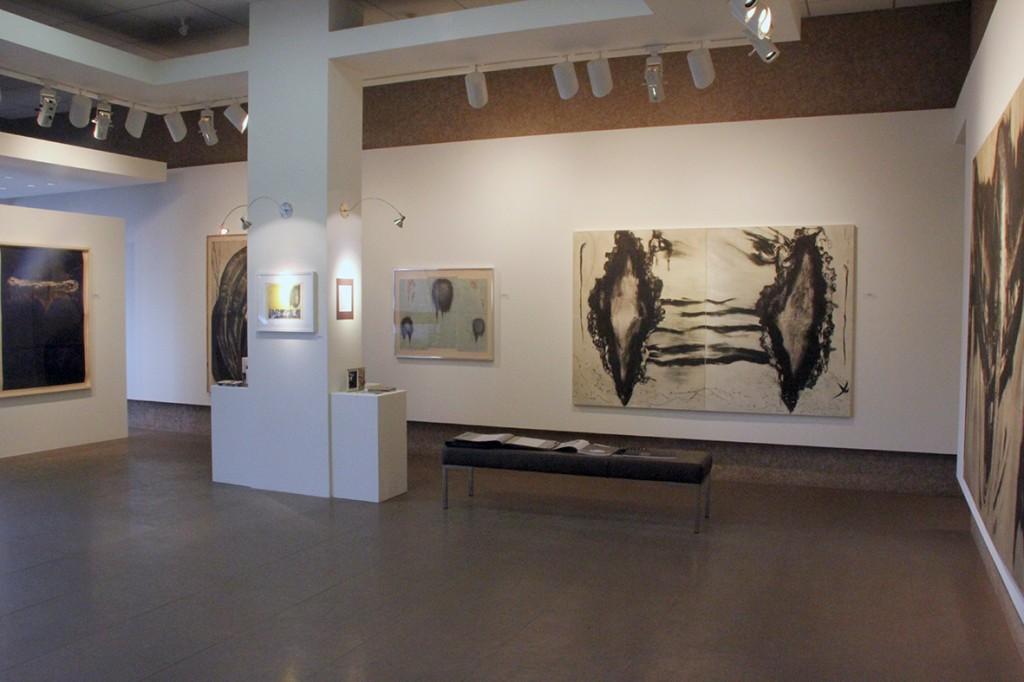 A feeler installation2